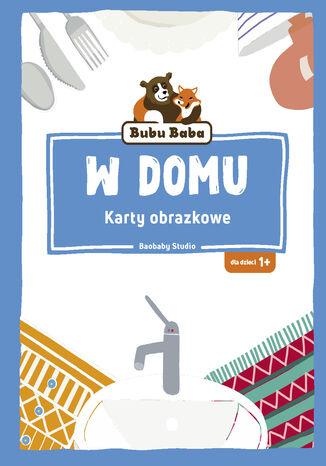 Okładka książki/ebooka Karty obrazkowe. W domu