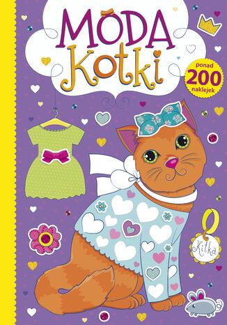Okładka książki Moda. Kotki