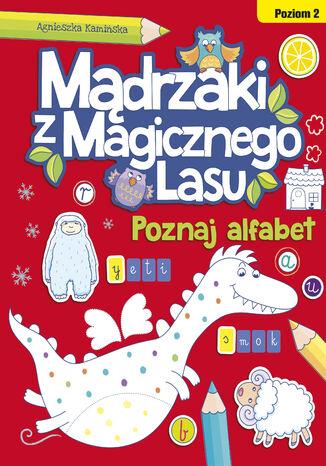 Okładka książki/ebooka Poznaj alfabet. Poziom 2