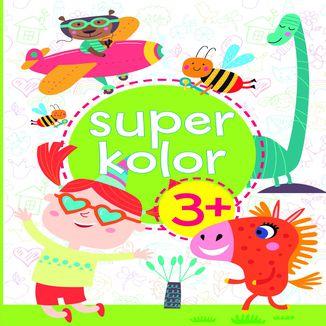 Okładka książki Superkolor 3+