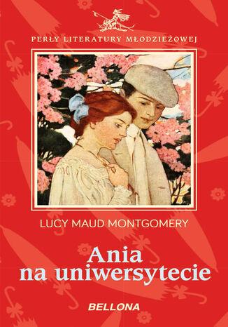 Okładka książki/ebooka Ania na uniwersytecie