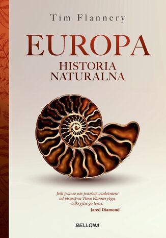Okładka książki Europa. Historia naturalna
