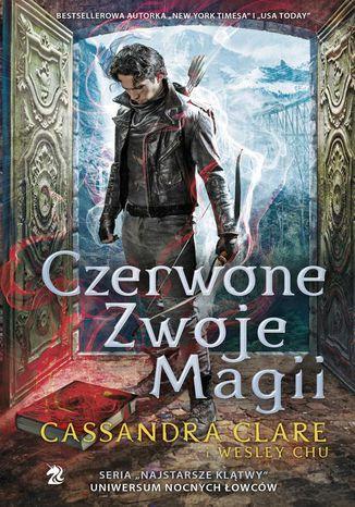 Okładka książki Czerwone Zwoje Magii