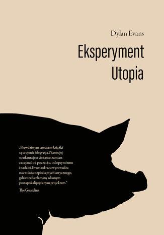 Okładka książki Eksperyment Utopia