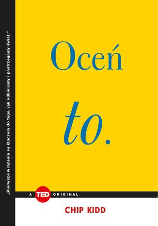 Okładka książki Oceń to (TED Books)