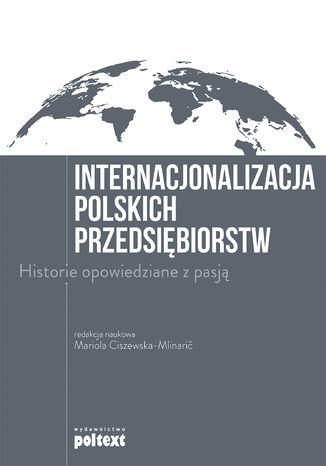 Okładka książki/ebooka Internacjonalizacja polskich przedsiębiorstw