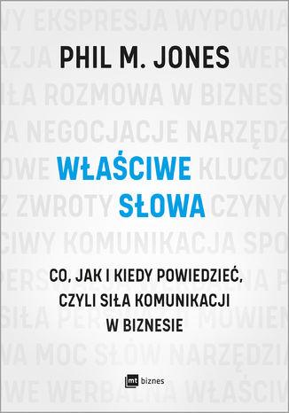 Okładka książki/ebooka Właściwe słowa