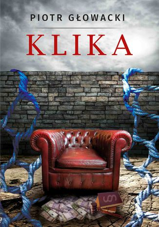 Okładka książki Klika