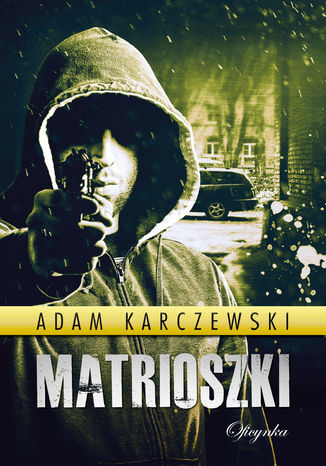 Okładka książki Matrioszki