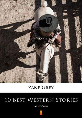Okładka książki 10 Best Western Stories. MultiBook
