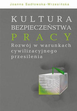 Okładka książki/ebooka Kultura bezpieczeństwa pracy. Rozwój w warunkach cywilizacyjnego przesilenia