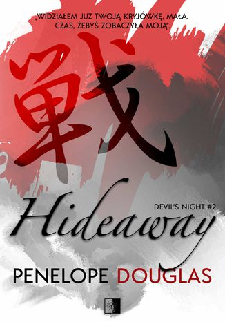 Okładka książki Hideaway