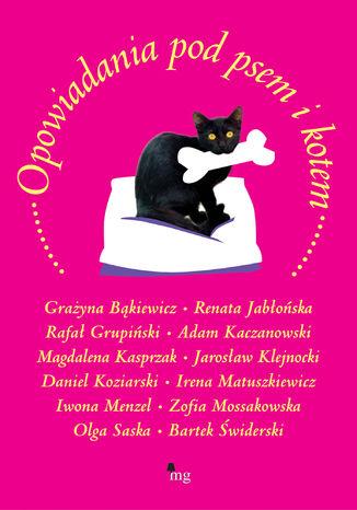 Okładka książki/ebooka Opowiadania pod psem i kotem