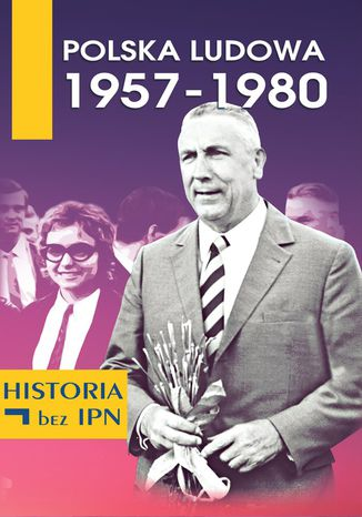 Okładka książki/ebooka Polska Ludowa 1957-1980
