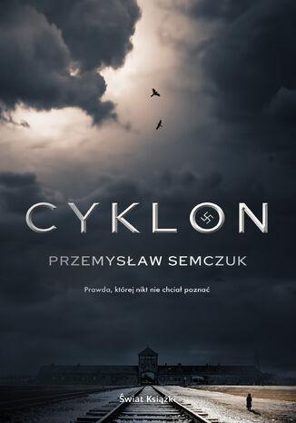 Okładka książki Cyklon