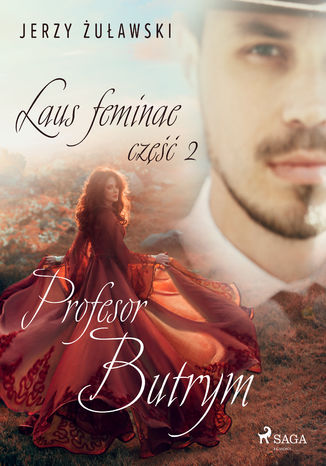 Okładka książki/ebooka Laus feminae 2: Profesor Butrym
