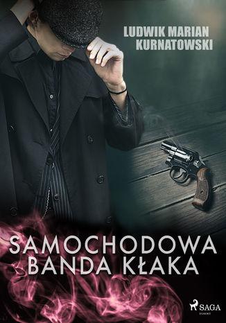 Okładka książki/ebooka Samochodowa banda Kłaka