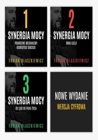 Okładka książki Synergia Mocy. Kompletne wydanie (Części 1-3)