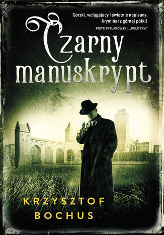 Okładka książki/ebooka Czarny Manuskrypt