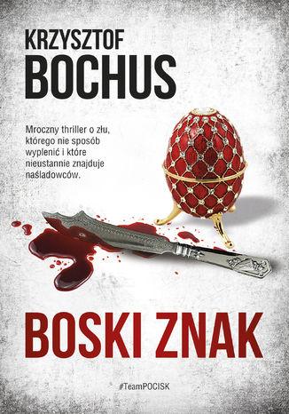 Okładka książki/ebooka Boski znak