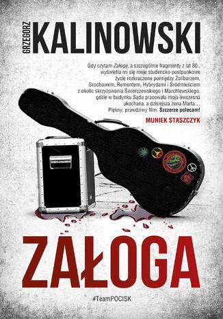 Okładka książki/ebooka Załoga