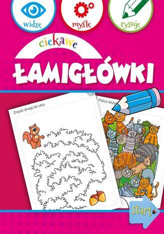 Okładka książki/ebooka Ciekawe łamigłówki