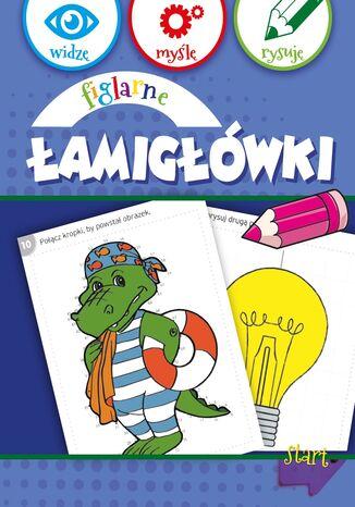 Okładka książki/ebooka Figlarne łamigłówki