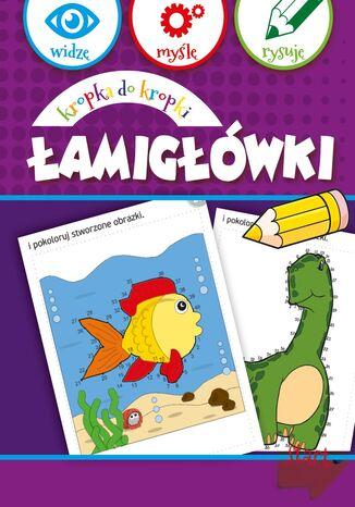 Okładka książki/ebooka Kropka do kropki