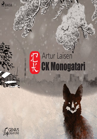 Okładka książki CK Monogatari