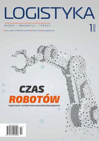 Okładka książki/ebooka Czasopismo Logistyka 1/2020