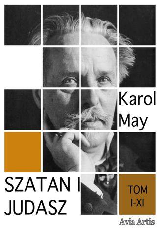 Okładka książki Szatan i Judasz TOM I-XI