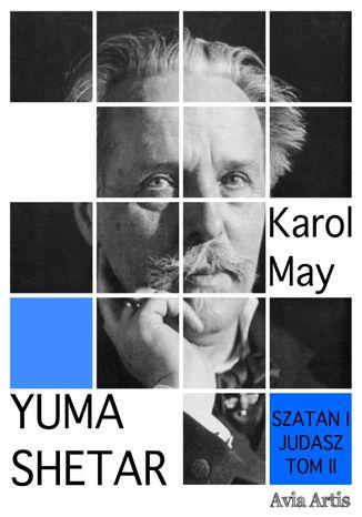 Okładka książki Yuma Shetar