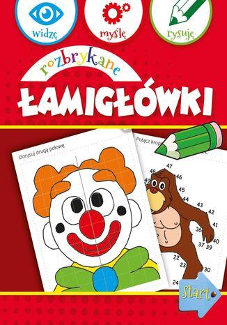 Okładka książki/ebooka Rozbrykane łamigłówki