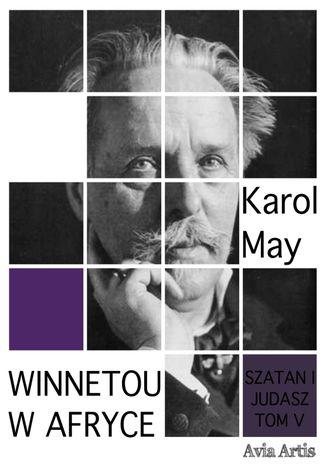 Okładka książki Winnetou w Afryce