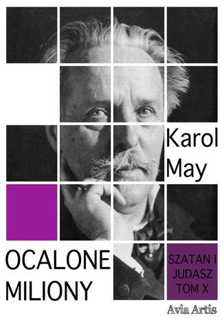 Okładka książki/ebooka Ocalone miliony