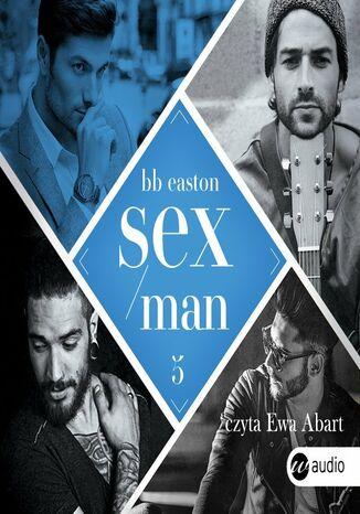 Okładka książki Sex/Man