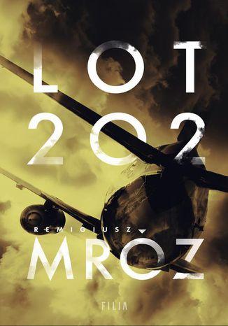 Okładka książki Lot 202