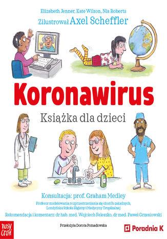 Okładka książki/ebooka Koronawirus. Książka dla dzieci