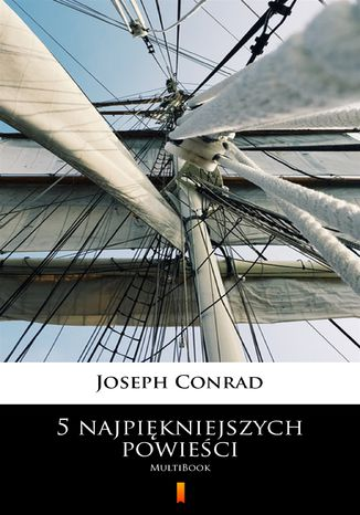 Okładka książki 5 najpiękniejszych powieści. MultiBook