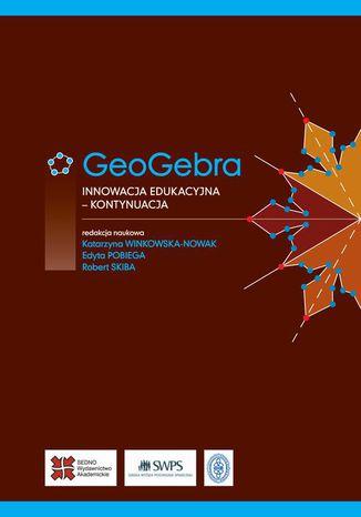 Okładka książki/ebooka GeoGebra