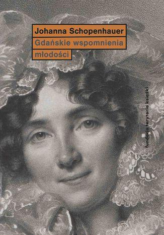 Okładka książki Gdańskie wspomnienia młodości