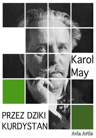 Okładka książki/ebooka Przez dziki Kurdystan