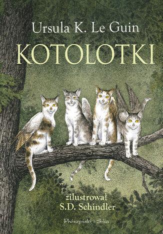 Okładka książki/ebooka Kotolotki