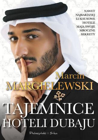 Okładka książki Tajemnice hoteli Dubaju