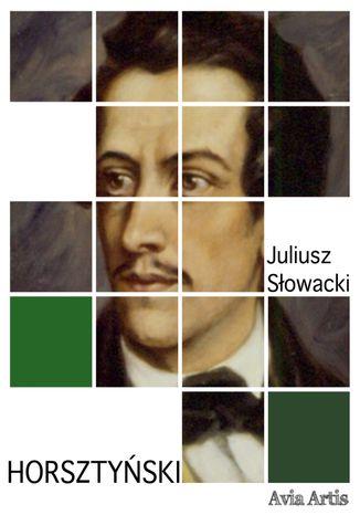 Okładka książki Horsztyński