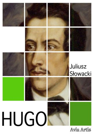 Okładka książki Hugo