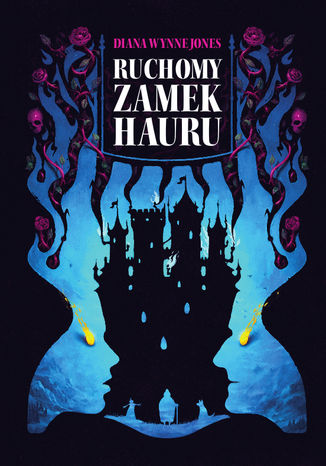 Okładka książki/ebooka Zamek (tom 1). Ruchomy Zamek Hauru