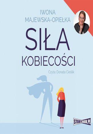 Okładka książki Siła kobiecości