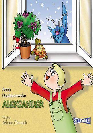 Okładka książki Aleksander