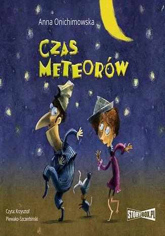 Okładka książki Czas meteorów